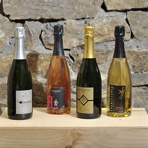 L'Emulsion - Dîner au champagne à 2