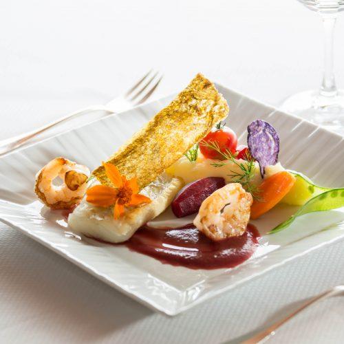 A La Cour d'Alsace - Menu gastronomique 3 plats & Vignoble