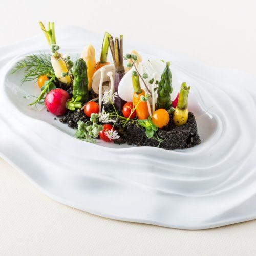 Restaurant Mon Plaisir - Menu Plaisir des Sens accord mets et vins