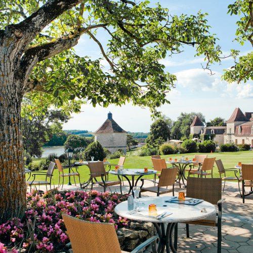 Château des Vigiers Golf Country Club - DÉJEUNER AU BISTROT DES VIGIERS