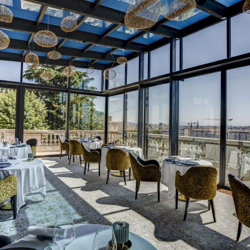 """La Villa Florentine - Invitation déjeuner """"Menu des Terrasses"""""""