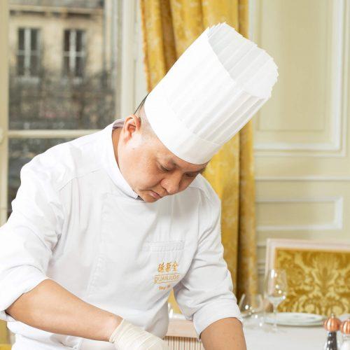 - Dîner gastronomique d'exception - Menu Signature et Vins