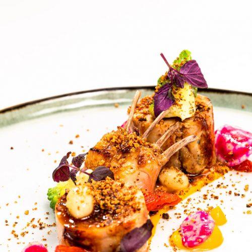 HOTEL DE LA POSTE ET DU LION D'OR - Coffret Gastronomique Gourmet