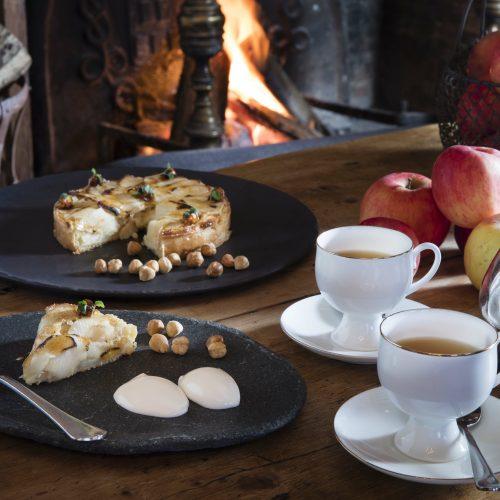 LA FERME SAINT SIMEON - Le Bar - L'heure du thé