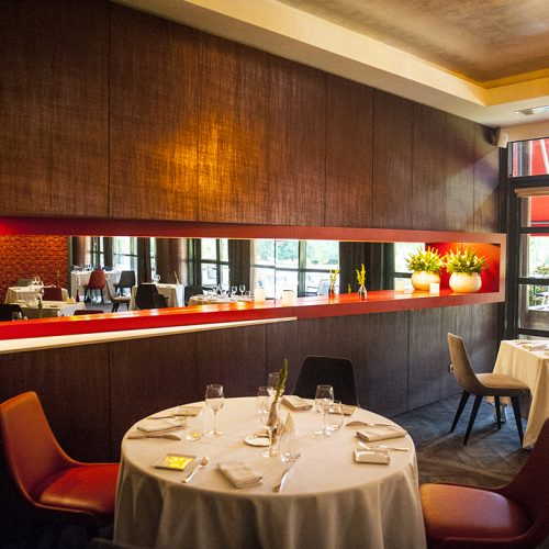 HOTEL PARC BEAUMONT - Menu Grand Chelem