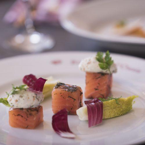 Restaurant L'Oasis - DEJEUNER OU DÎNER AU BISTROT DE L'OASIS