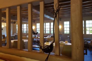 Restaurant Pierre Caillet / Hôtel Le Bec au Cauchois