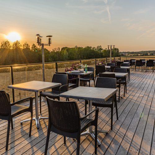 HÔTEL AUX MAISONS - Coffret Séjour Golf au Cadusia en champagne