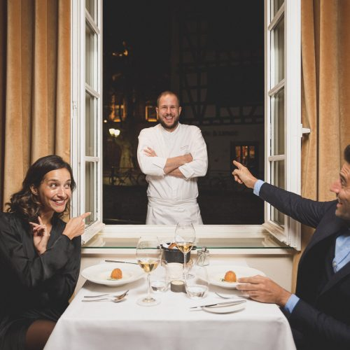 Régent Petite France & Spa - Dîner à deux au restaurant Le Pont Tournant