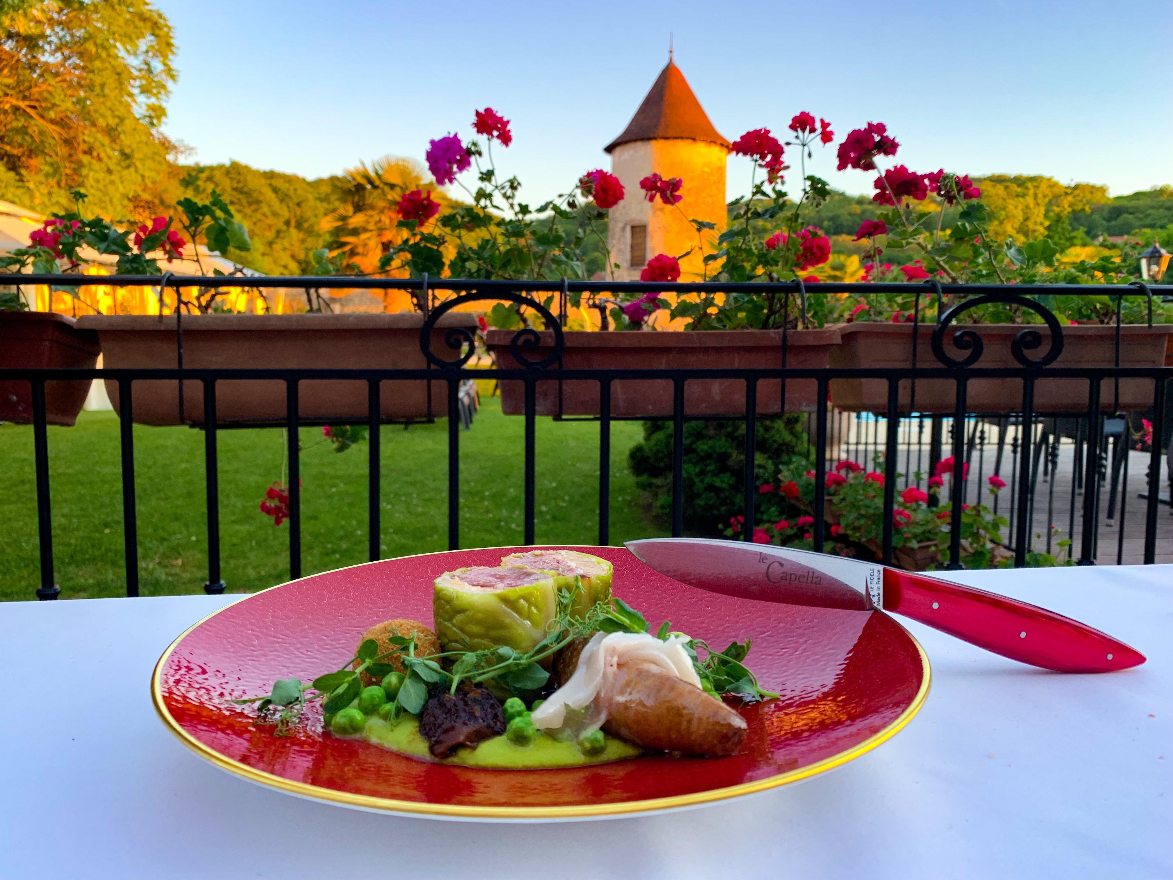 CHATEAU CHAPEAU CORNU - Détente et Gastronomie