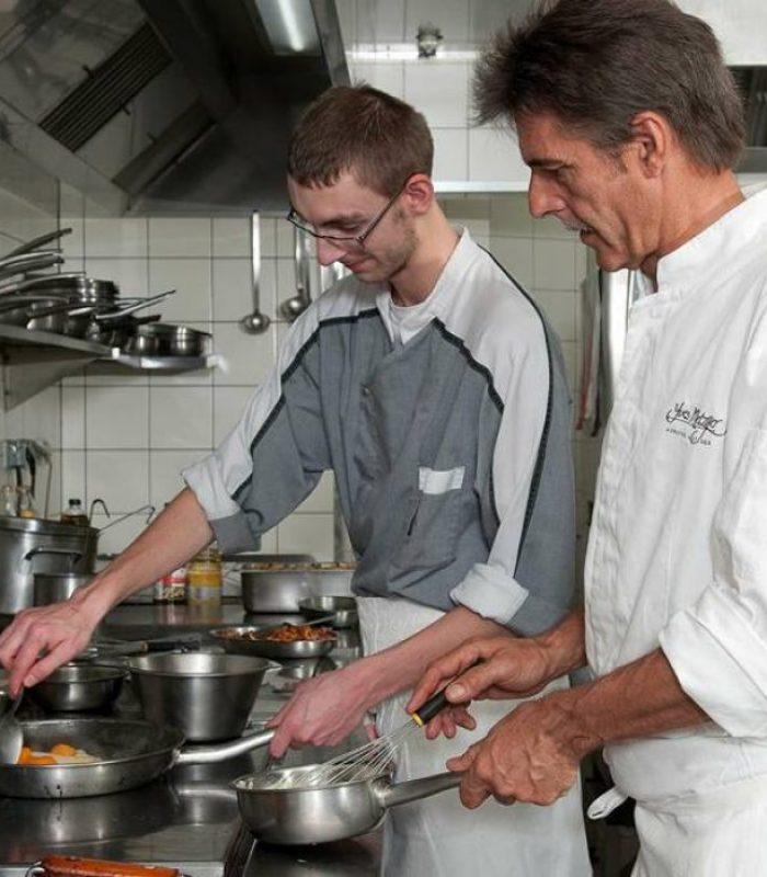 Evasion gastronomique en Alsace - HÔTEL RESTAURANT AUBERGE METZGER