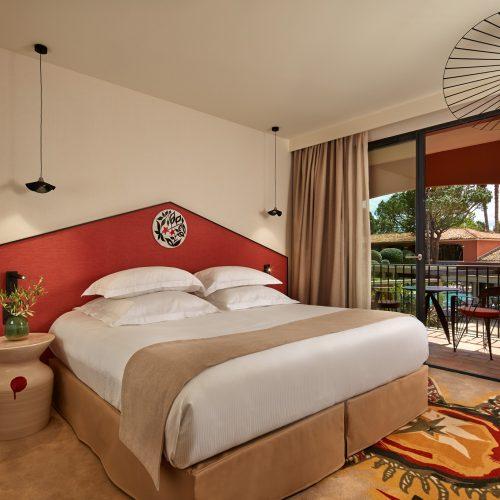 Villa Duflot Perpignan - Hôtel Restaurant & Spa - Douce nuit ...En Chambre Executive vue Parc