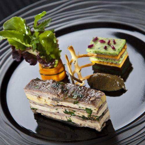 HOSTELLERIE SAINT GERMAIN - Coffret Menu Gourmand
