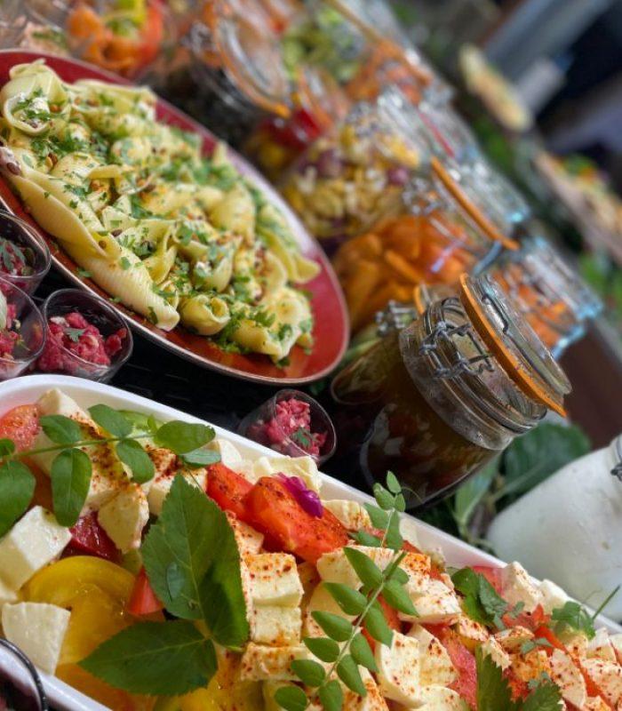Brunch du dimanche au restaurant La Table A l'Hôtel Ermitage - EVIAN RESORT