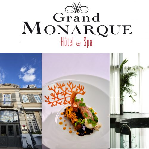 """LE GRAND MONARQUE - """"Tentation"""" Séjour d'exception 2 nuits"""