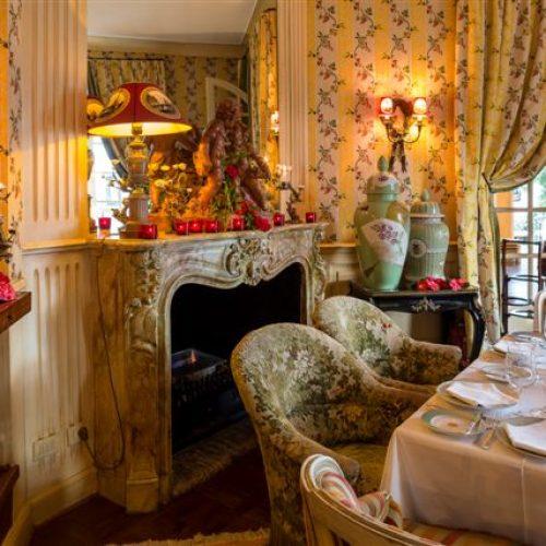 LA VILLA GALLICI - Un diner Gastronomique Boissons comprises