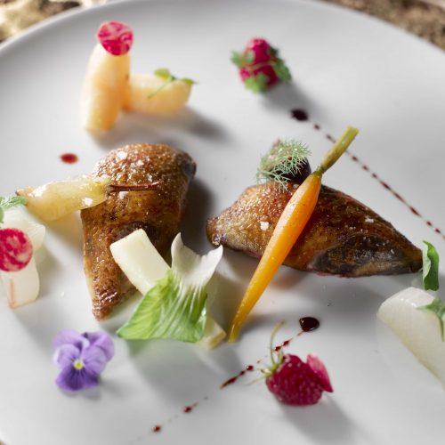 HOTEL ITHURRIA - Ithurria en quatre plats