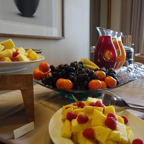 EVIAN RESORT - Brunch du dimanche au restaurant La Table A l'Hôtel Ermitage