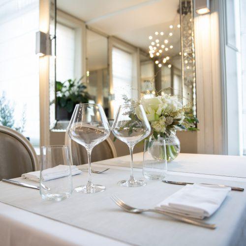 HOTEL RESTAURANT LES CAPUCINS - 2 menus de saison
