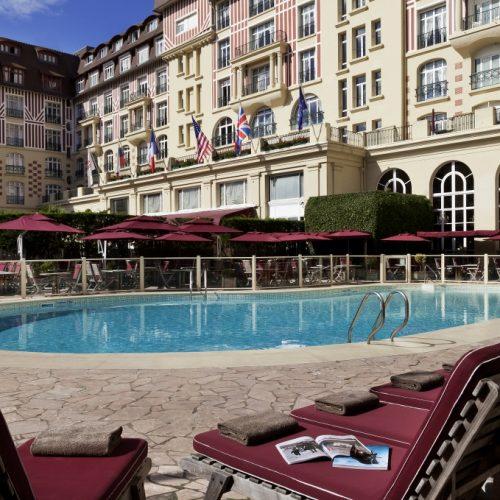 RESORT BARRIERE DEAUVILLE - Escale & Plaisir Valable dans les 3 hôtels Barrière