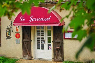 Restaurant Le Jarrousset
